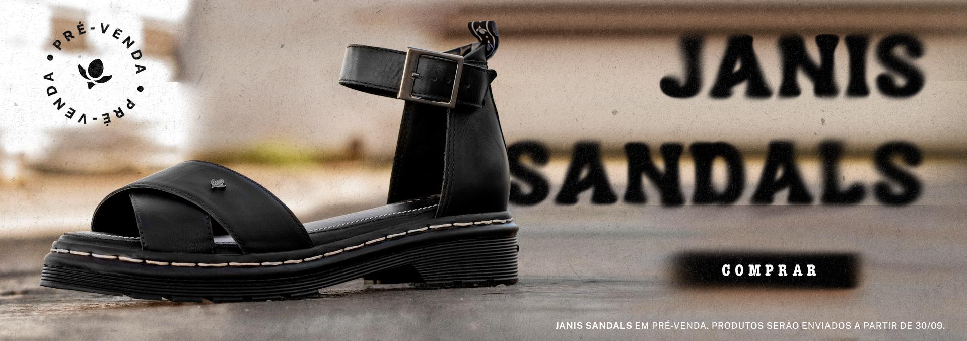 Janis Sandal